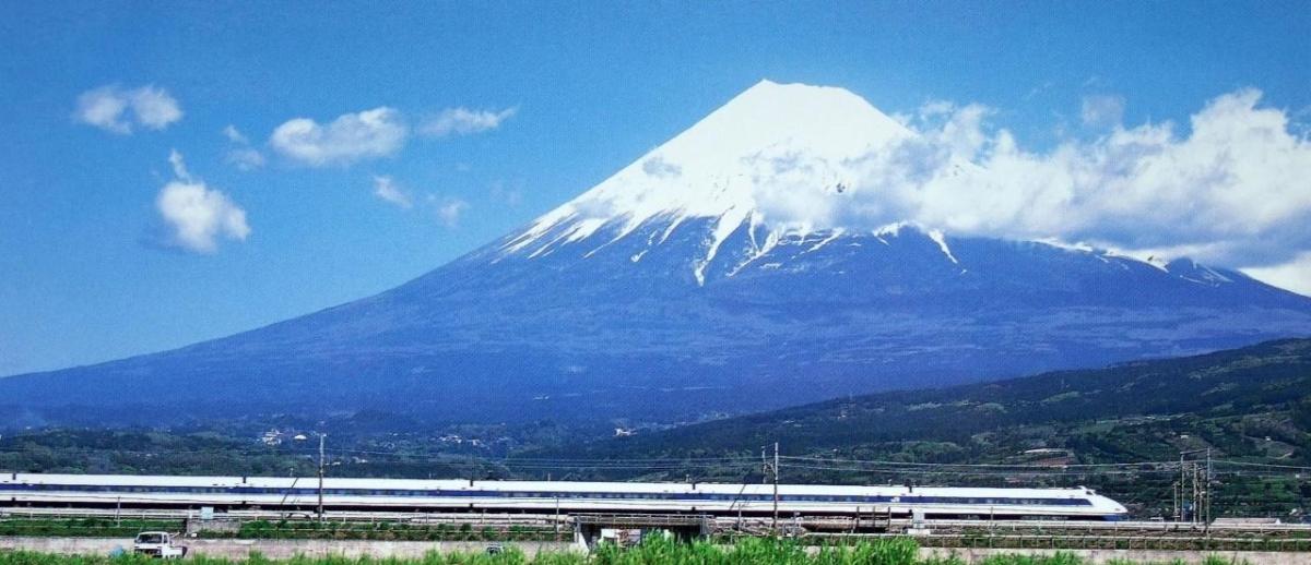Mendaki Gunung Fuji, Jepang.