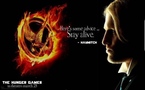 HAYMITCH ABERNATHY – HUNGER GAMES TRUE HERO